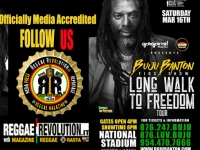 BUJU BANTON KINGSTON LWTF - 16 Marzo 2019