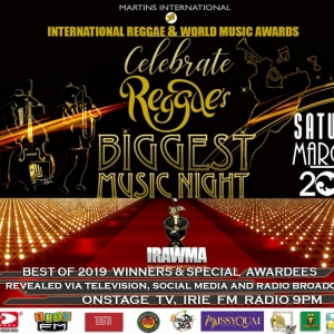 IL WORLD MUSIC AWARDS IRAWMA IN TEMPI DI…
