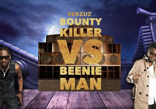 NEANCHE LA POLIZIA RIESCE A FERMARE IL CLASH ON LINE DI BOUNTY KILLER VS BEENIE…