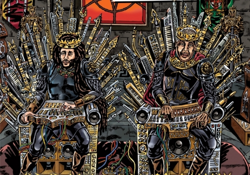 ALBOROSIE MEETS KING JAMMY - DUB OF THRONES