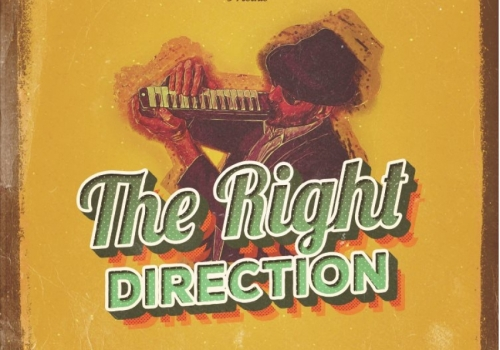 NUOVO ALBUM PER MARUMBA - LISTEN: THE RIGHT DIRECTION