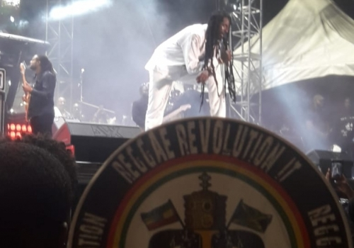 BUJU BANTON IL CONCERTO - DA KINGSTON PRIME FOTO E VIDEO ESCLUSIVA RR.it