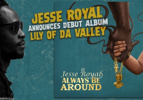 JESSE ROYAL - LILY OF THE VALLEY - DEBUT ALBUM - Preorder