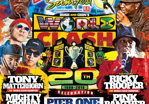 REGGAE SUMFEST WORLD SOUND CLASH 2018 - RECENSIONE VIDEO