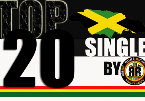 TOP 20 REGGAE SINGLE 2015/2016 IN GIAMAICA