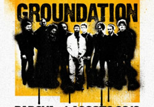 GROUNDATION LIVE - REPORTAGE E VIDEO Esclusivo