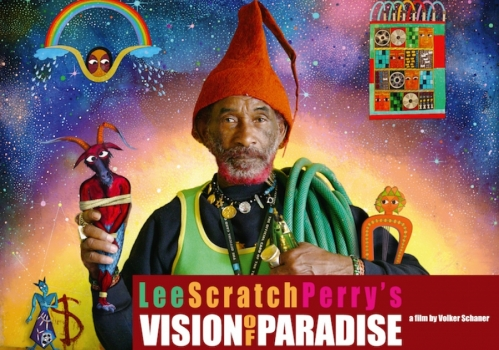 LEE SCRATCH PERRY'S VISON OF PARADISE