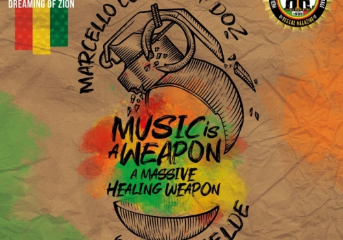 MARCELLO COLEMAN ft RAS TEWELDE - MUSIC IS A WEAPON – RECENSIONE ESCLUSIVA