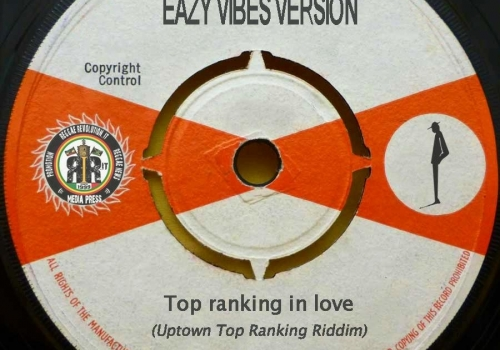 TOP RANKING IN LOVE – NUOVO SINGOLO EAZY VIBES VERSION