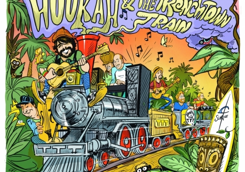 """ROOTSAFARI"" l'esordio per HOOKAH & THE TRENCHTOWN TRAIN"