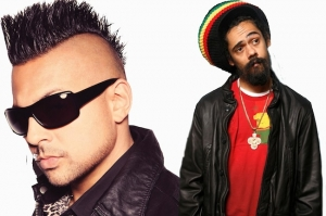 Sean Paul, Damian e Bounty: INTERVISTA  SULLA GANJA