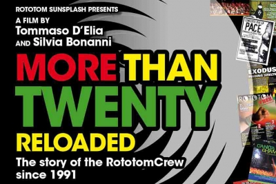 ROTOTOM - MORE THAN TWENTY RELOADED - ARRIVA IL 2° FILM Completo