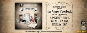 R.ESISTENCE IN DUB - THE SECRET COOKBOOK