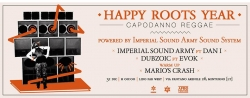 HAPPY ROOTS YEAR - CAPODANNO REGGAE