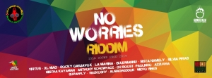NO WORRIES RIDDIM  ISLASOUND 2019