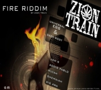 ZION TRAIN - FIRE EP