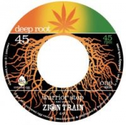 ZION TRAIN - LP 'LAND OF THE BLIND'